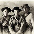 The 19th Alabama Regiment by David de Groot