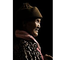 Nepali Woman Photographic Print
