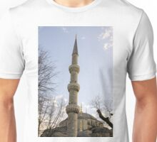 Turrets, Domes And Trees Unisex T-Shirt
