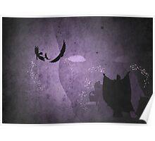 Evil Queen inspired design. Poster