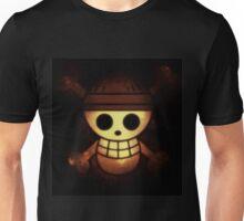 One piece Mugiwara / Straw hats flag Unisex T-Shirt