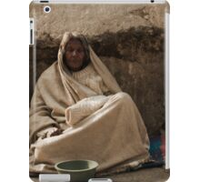 What Were Her Dreams? iPad Case/Skin
