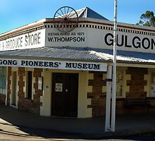GULGONG PIONEER MUSEUM by Helen Akerstrom Photography