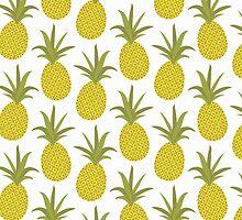 It's raining pineapples by KarinBijlsma