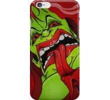 Snake Tongue Hooker iPhone Case/Skin
