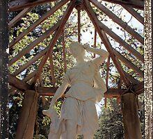 Goddess Diana by DIANE KLEVECKA