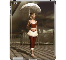 Three victorian ladies vintage style iPad Case/Skin