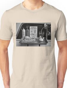 1950's Drive-in Unisex T-Shirt