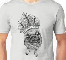 Indian Pug  Unisex T-Shirt