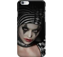 Who do you call a fool iPhone Case/Skin