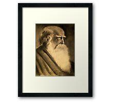 The Old Man Framed Print
