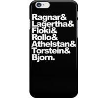 Vikings&Vikings iPhone Case/Skin