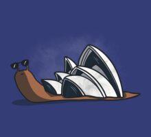 Modern snail by Coconutman