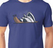Modern snail Unisex T-Shirt