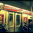 NYC Subway by davorjakov