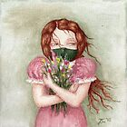 The Flower Thief by Purrr