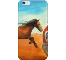 The Long Horse iPhone Case/Skin