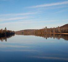 Mississagi River by JimSanders