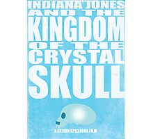 Indiana Jones and The Kingdom of The Crystal Skull Photographic Print