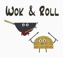 Wok & Roll Kids Clothes