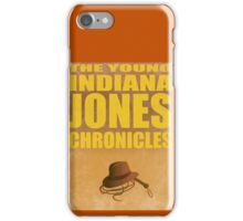 The Young Indiana Jones Chronicles iPhone Case/Skin