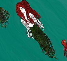 Jelly Mermaid by JGoar
