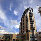 Salford Quyas in Manchester by Debu55y