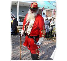 """He's the """"Southern Santa"""" HO HO HO! Poster"""