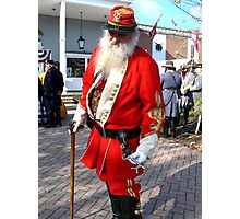 "He's the ""Southern Santa"" HO HO HO! Photographic Print"