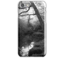 by the river bank iPhone Case/Skin