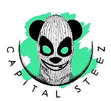 Capital STEEZ Panda Mask by diego47