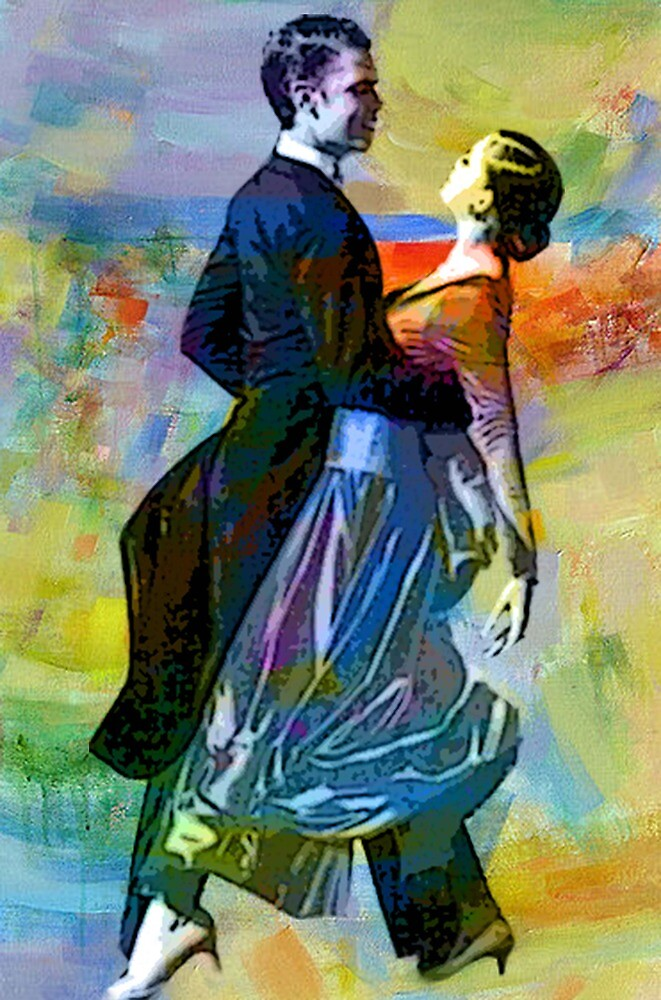 SHALL WE DANCE? by Tammera