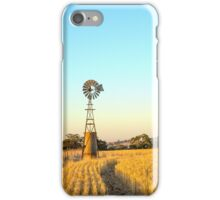 Windmill at Dusk...Dookie iPhone Case/Skin