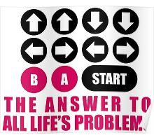 Konami Solution Poster
