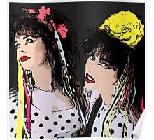 Strawberry Switchblade Poster