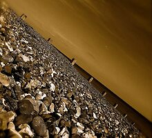 Topsy Turvy Beach by lepuzzi