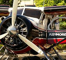 Seattle Kenmore Air by Sturmlechner