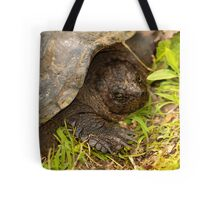 Snapping Turtle Surprise Tote Bag