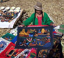 Quechuan Arts and Crafts by Braedene