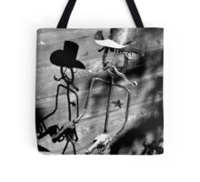 Sheriff Iron Tote Bag