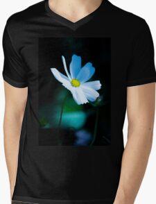 Daisy 3 Mens V-Neck T-Shirt