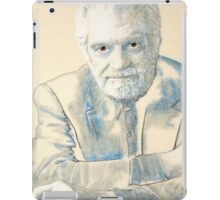 Omar Sharif, 1932 - 2015. R.I.P. iPad Case/Skin