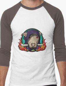 The Dog Lord Men's Baseball ¾ T-Shirt