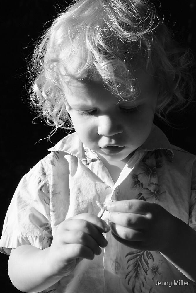 A Curious Angel by Jenny Ryan