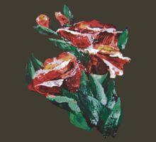 Roses. by Kateryna Naumova