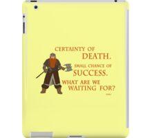 Lord of the Rings Gimli iPad Case/Skin