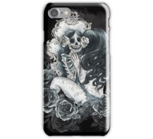 in her reflection iPhone Case/Skin