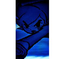 Pixel Link Photographic Print