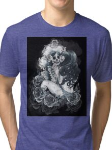 in her reflection Tri-blend T-Shirt