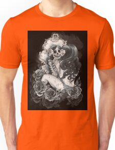 in her reflection Unisex T-Shirt